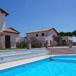Appartamenti e piscina