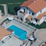 piscina del borgo